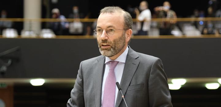 """""""Κεραυνοί"""" Βέμπερ για sofagate: Η Ευρώπη απέτυχε να σταθεί ενωμένη, περιμέναμε περισσότερα"""