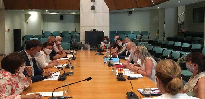 ΥΠΠΟΑ – Θεμιστόκλειο Τείχος: Συγκρότηση ομάδας εμπειρογνωμόνων για τον συντονισμό του έργου προστασίας και ανάδειξης