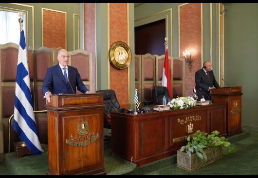 Η Αίγυπτος απαντά στην Τουρκία για την ΑΟΖ με την Ελλάδα