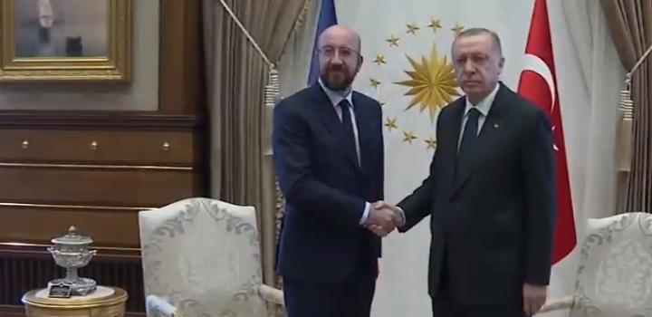 Ευρωπαϊκή υποκρισία απέναντι στην τουρκική προκλητικότητα