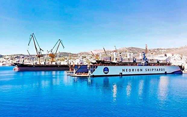 Νέα δωρεά της ONEX μέσω της ONEX Shipyards προς το ΛΙΜΕΝΙΚΟ ΣΩΜΑ