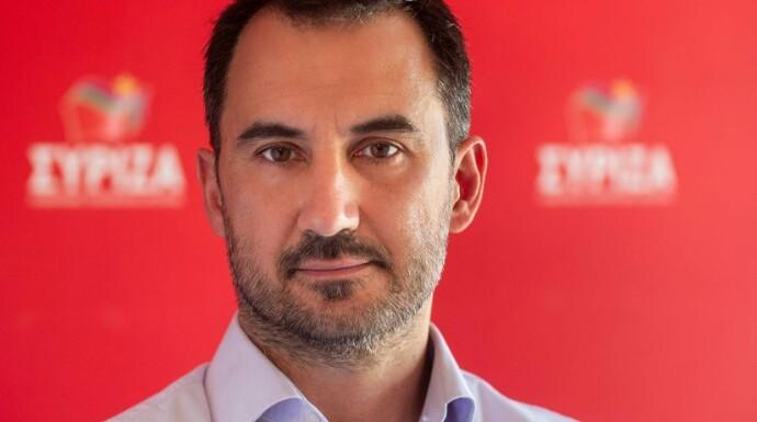 """Αλ. Χαρίτσης: """"Κενό στρατηγικής"""" της κυβέρνησης απέναντι στην παραβίαση κυριαρχικών μας δικαιωμάτων από την Τουρκία"""