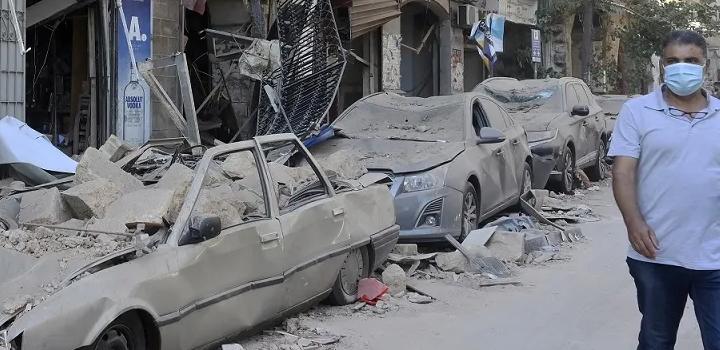 Μία Ελληνίδα έχασε τη ζωή της από τις εκρήξεις στη Βηρυτό: Τραυματίστηκαν και άλλες δύο Ελληνίδες