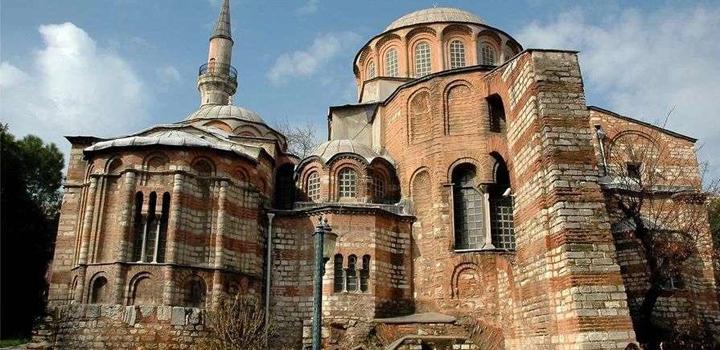 Δένδιας προς Τουρκία: Η Μονή της Χώρας και η Αγια-Σοφιά είναι μέρος της Παγκόσμιας Πολιτικής Κληρονομιάς