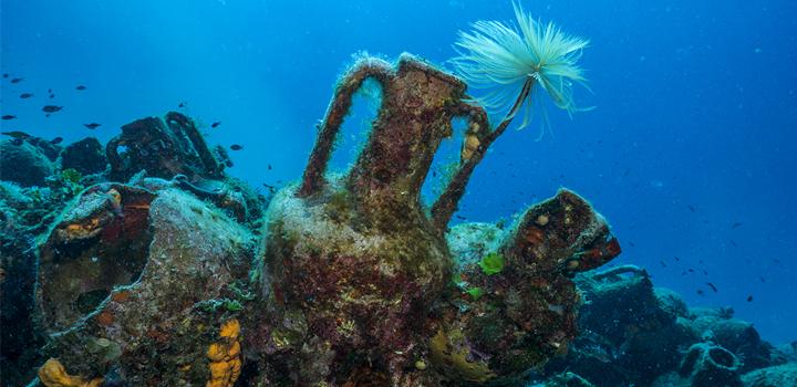 Ναυάγιο Περιστέρας: Το πρώτο ελληνικό υποθαλάσσιο μουσείο, στην Αλόννησο