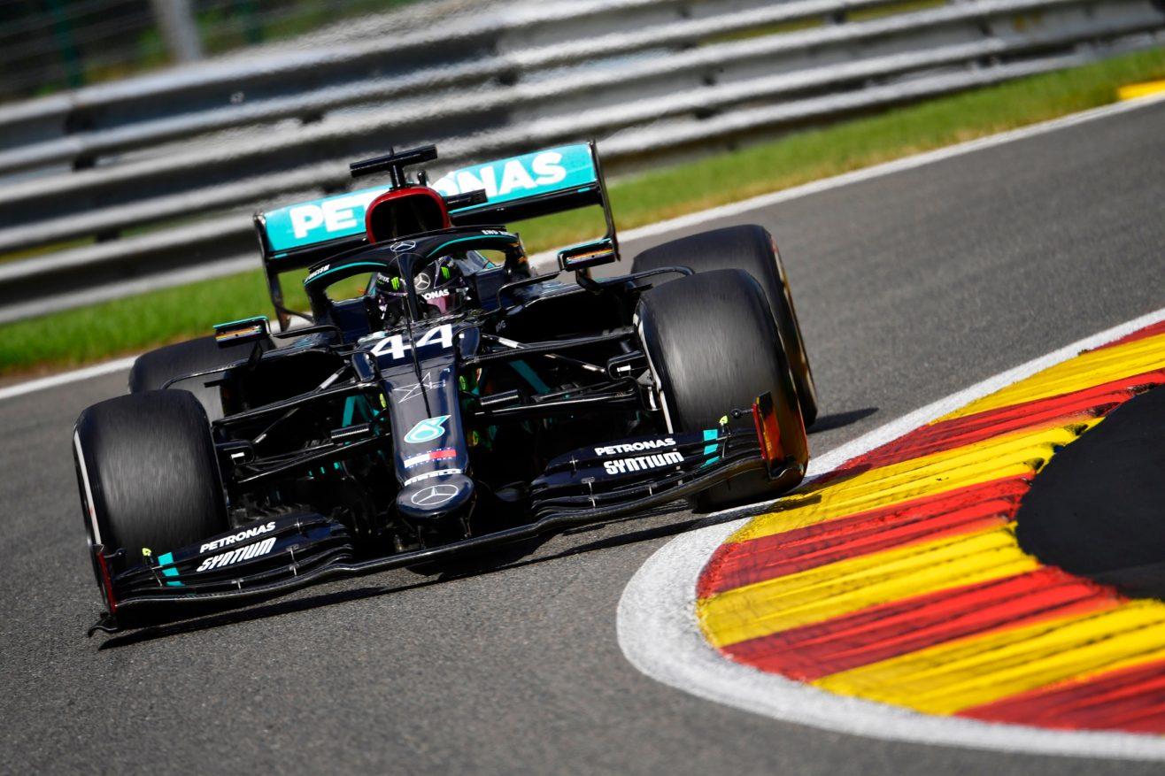 GP Βελγίου: Δεν πιάνεται ο Χάμιλτον βάζει πλώρη για έναν ακόμη τίτλο στην Formula z1
