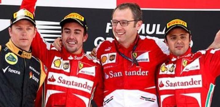 Νέος επικεφαλής της F1 ο Ντομενικάλι