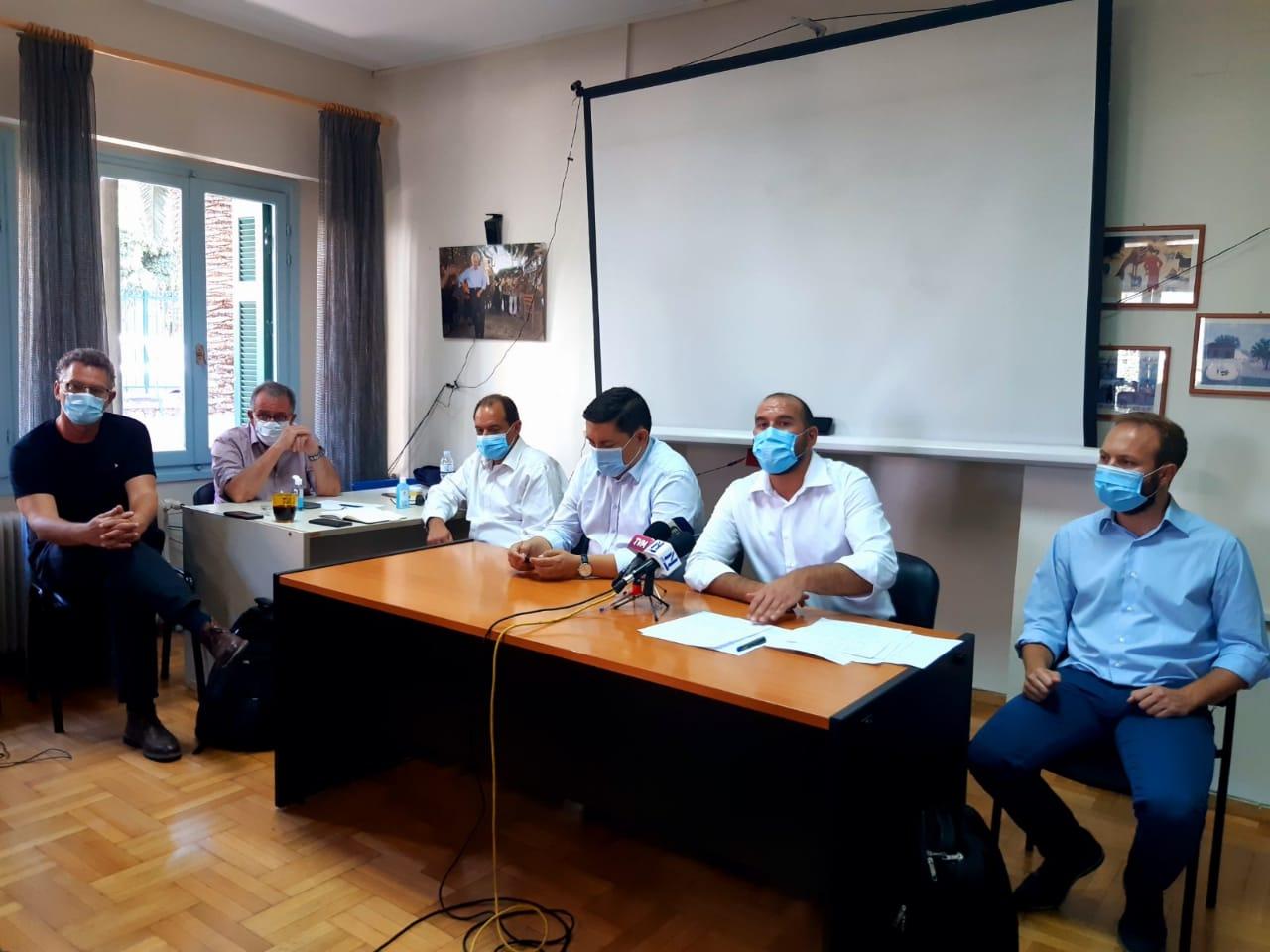 """Δ. Τζανακόπουλος: """"Αν δεν αντιστραφεί η κυβερνητική πολιτική, τα γεγονότα στη Μόρια θα είναι η αρχή μιας αλυσίδας εκρήξεων σε όλη τη χώρα"""""""