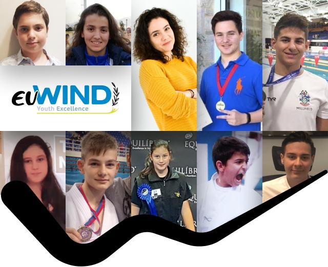ευWIND Youth Excellence Awards – Η WIND επιβραβεύει τα παιδιά των εργαζομένων της που αριστεύουν