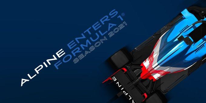 Formula 1: Η Renault μετονομάζεται από το 2021 σε Alpine