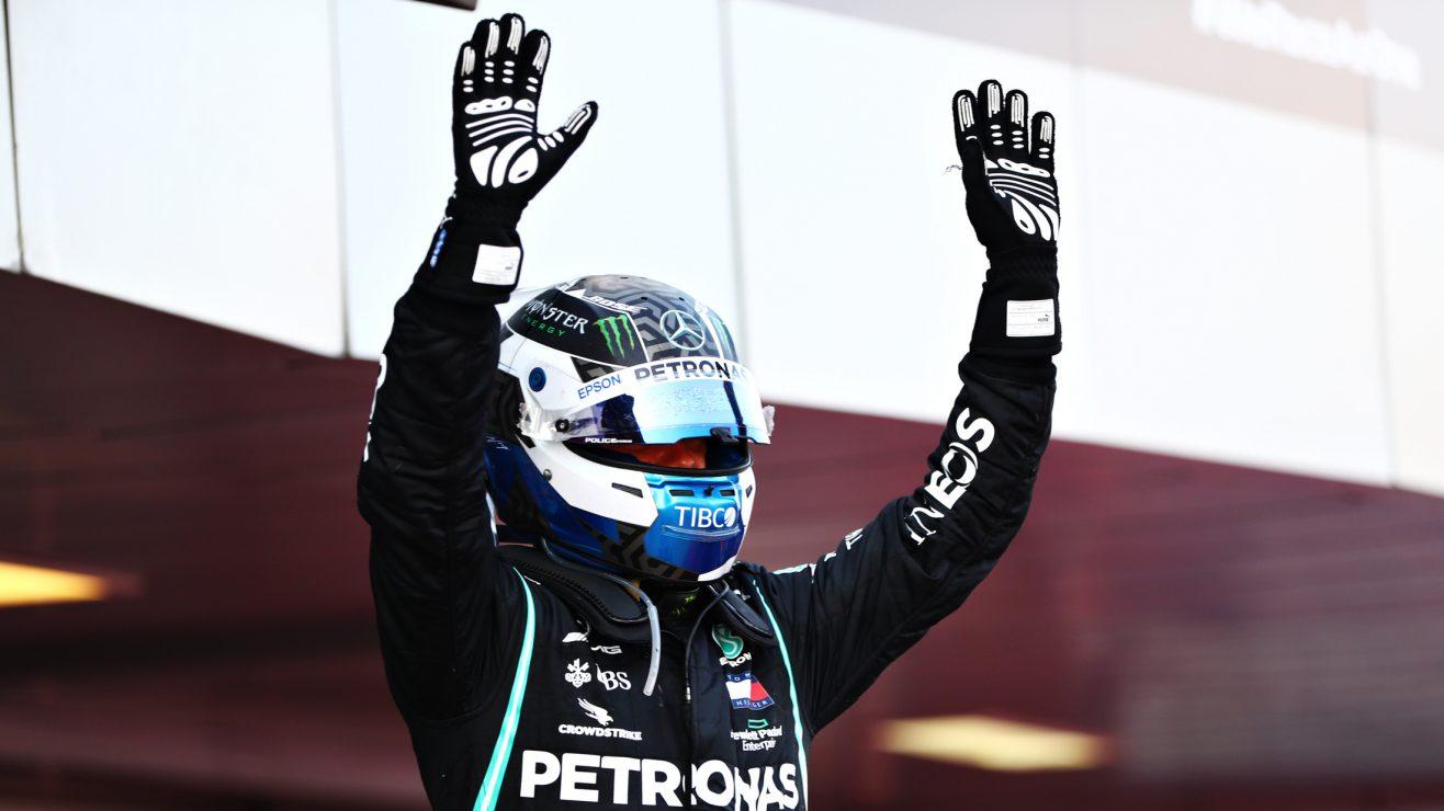 Ο Μπότας νικητής στο GP της Ρωσίας