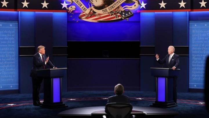 Σε τεταμένο κλίμα το πρώτο ντιμπέιτ Τραμπ – Μπάιντεν
