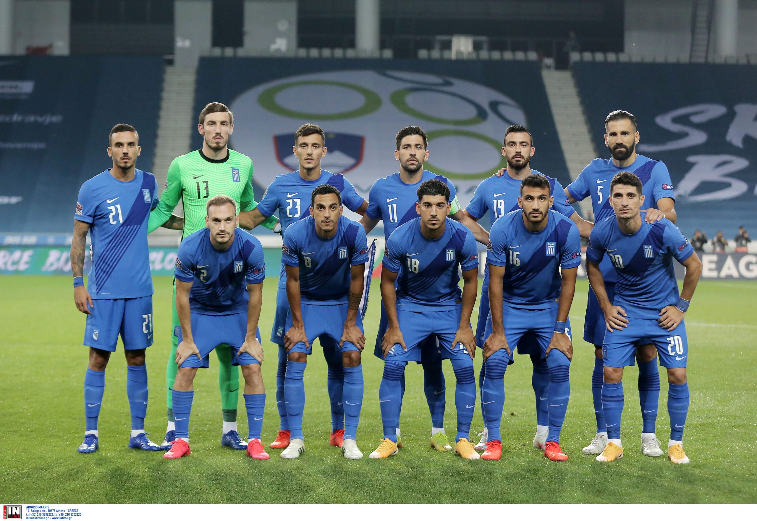 Το Κόσοβο είναι ο επόμενος σταθμός στο ταξίδι της Εθνικής Ελλάδας μετά την ισοπαλία στην Σλοβενία