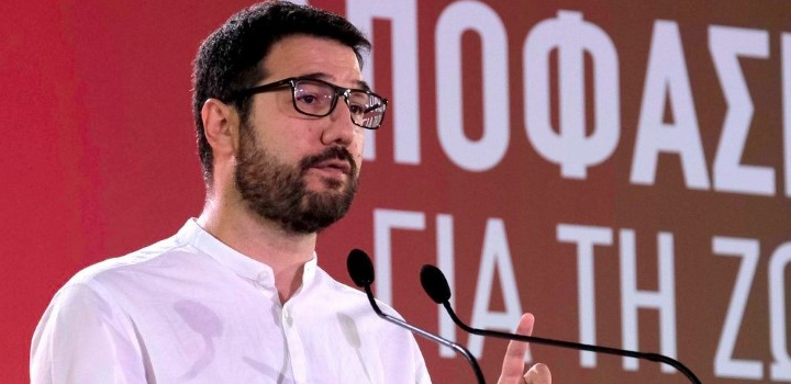 Ν. Ηλιόπουλος: «Η κυβέρνηση Μητσοτάκη δε στηρίζει τους εργαζομένους, νόμος του κράτους η απλήρωτη εργασία»