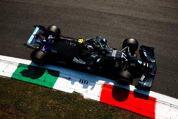Formula 1: Ασταμάτητη η Μερσέντες στα ελεύθερα δοκιμαστικά στην πίστα της Μόντσα