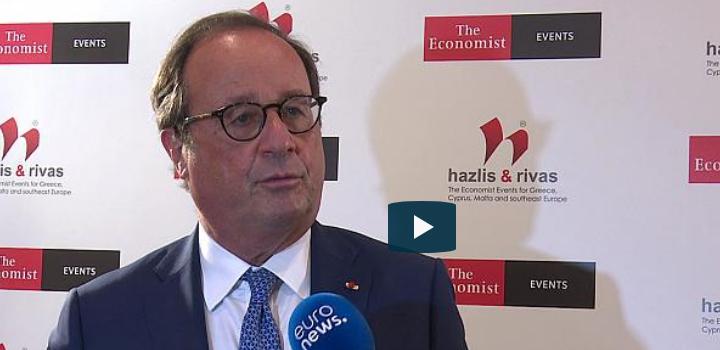 Ολάντ: «Οι κυρώσεις είναι υποχρεωτικές αν οι Συνθήκες δεν γίνονται σεβαστές»