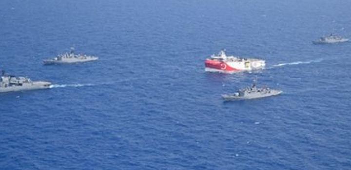 ΥΠΕΞ για παράνομη τουρκική Navtex: Η Τουρκία αγνοεί επιδεικτικά τις εκκλήσεις της διεθνούς κοινότητας