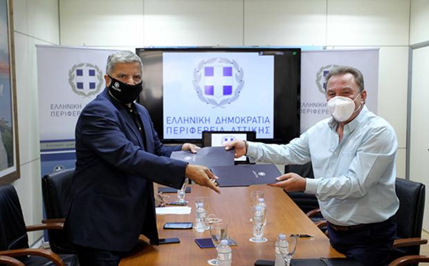 ATTICA TV: Υπεγράφη η προγραμματική σύμβαση μεταξύ της Περιφέρειας Αττικής, του Δήμου Ασπροπύργου