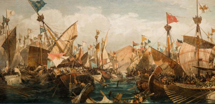 29 Σεπτεμβρίου, 2.500 χρόνια από τη Ναυμαχία της Σαλαμίνας (Live o εορτασμός την Τετάρτη)
