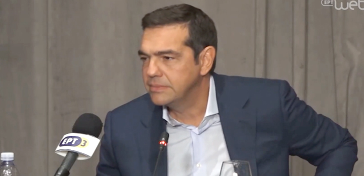 Αλ. Τσίπρας: Όσα σκονάκια και να στείλει ο κ. Μητσοτάκης στα ΜΜΕ, οι πολίτες βιώνουν τις δραματικές επιπτώσεις της αδράνειας του