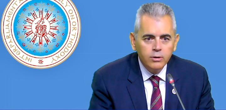 """Μ. Χαρακόπουλος: """"Οι χριστιανικές αξίες βασικός πυλώνας της Ευρώπης!"""""""