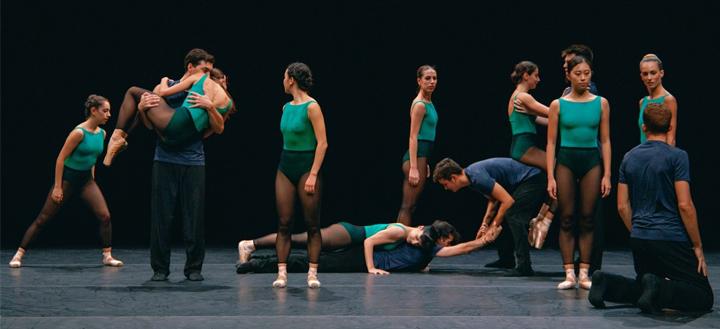 Το Μπαλέτο της ΕΛΣ παρουσιάζει το Human Behaviour στην Εναλλακτική Σκηνή
