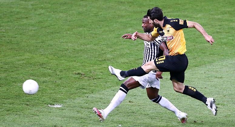 """Ο ΠΑΟΚ είχε βάθος απέναντι στην """"τραυματισμένη"""" ΑΕΚ (1-1)"""