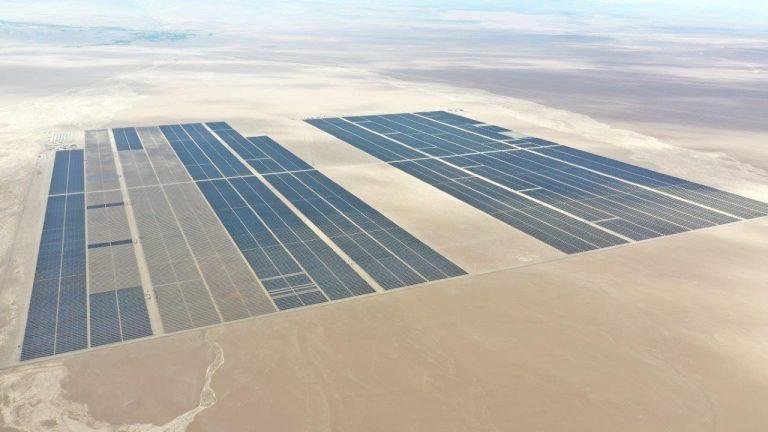 MYTILINEOS: Ολοκλήρωση της κατασκευής του έργου Atacama