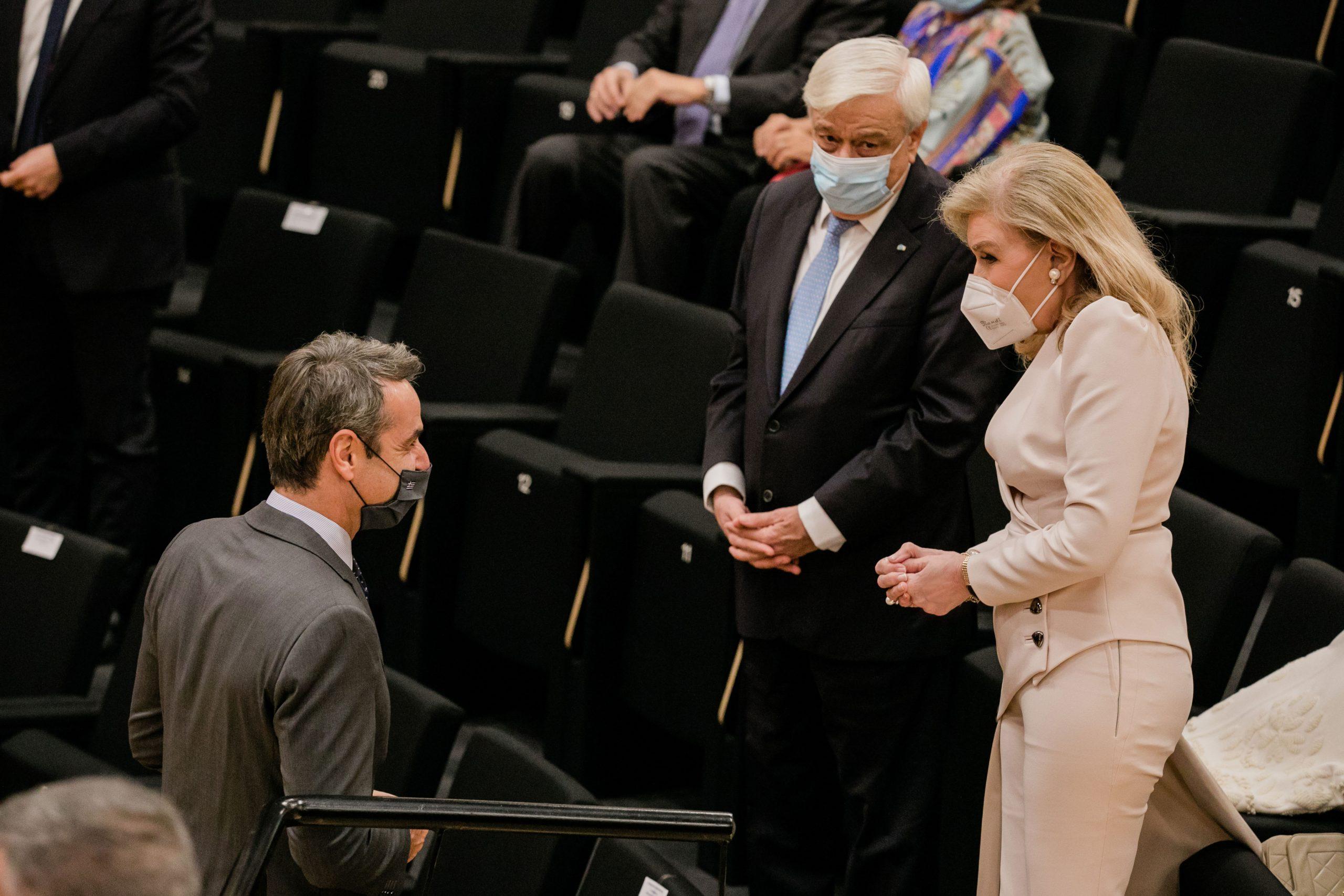 Μαριάννα Β. Βαρδινογιάννη: Ν. Αναστασιάδης ένας πολιτικός με όραμα και αξίες, με βαθιά αγάπη για την πατρίδα του
