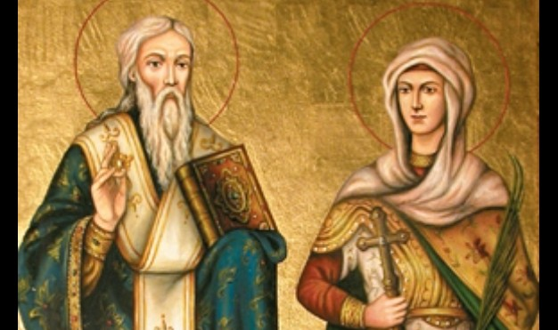 Άγιος Κυπριανός και η Αγία Ιουστίνη (2 Οκτωβρίου)