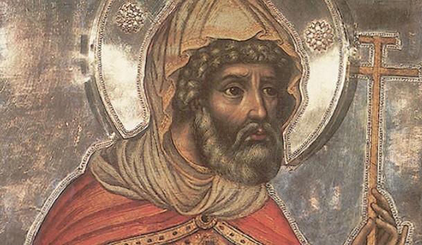 Άγιος Λογγίνος ο Εκατόνταρχος – 16 Οκτωβρίου