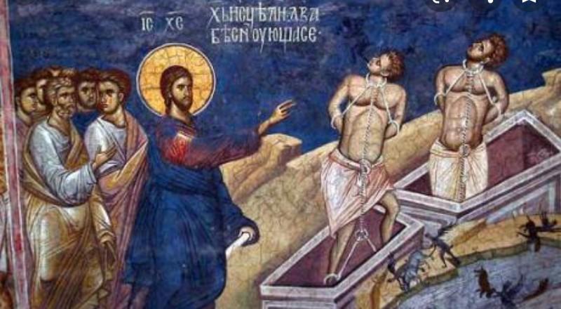 Ζωντανά: Όρθρος και Θεία Λειτουργία – Κυριακή ΣΤ' – Λουκᾶ (live streaming)