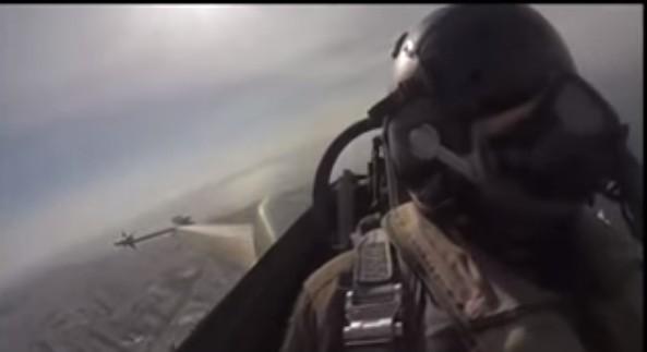"""""""ΟΧΙ"""": Σε δύο συλλαβές, όλη η ελληνική ψυχή – Το συγκινητικό μήνυμα του πιλότου του F-16"""