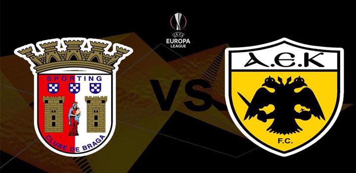 Μπράγκα – ΑΕΚ 3-0: Όλα… λάθος! Βαριά ήττα…