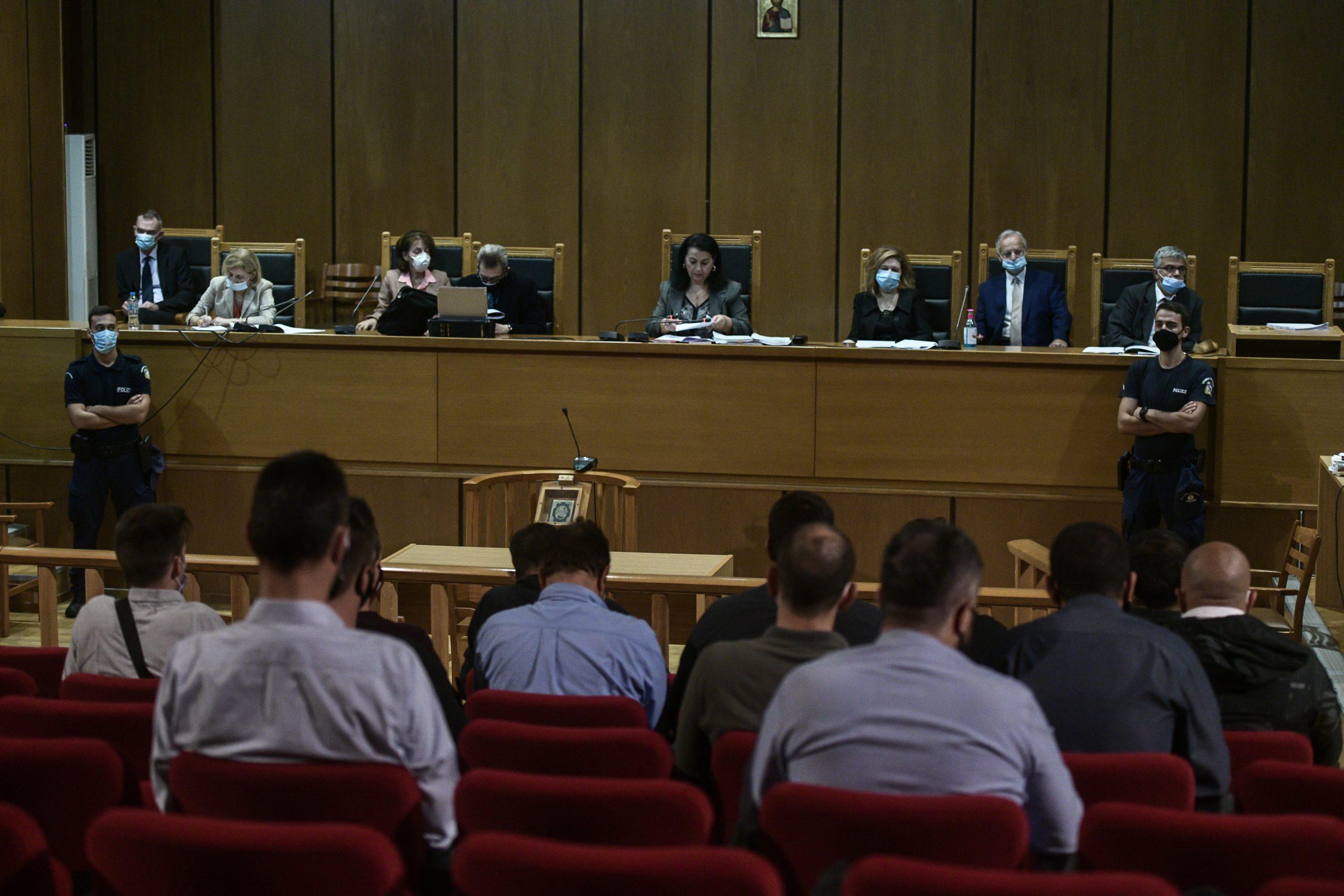 Λουκάς Λυμπερόπουλος: Ελλιπής και λάθος η εισαγγελική πρόταση για τη Χρυσή Αυγή