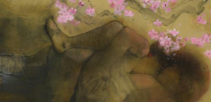 """Ατομική έκθεση ζωγραφικής: """"Άνοιξη τον Χειμώνα"""" της Μαρία Γιαννακάκη στη γκαλερί Σκουφά"""