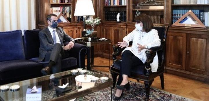 Διάγγελμα Μητσοτάκη για τον κορωνοϊό στις 19:00 – Ανακοινώνει νέα μέτρα – Τι είπε στη Σακελλαροπούλου –