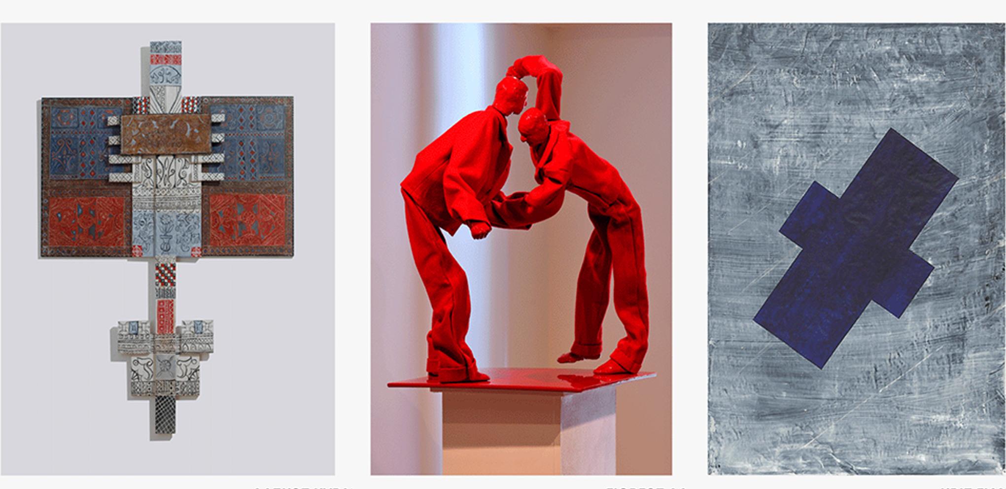 """ΓκαλερίCitronne: """"Ars Longa"""" – Εικαστική επιλογή από τα έργα έξι καλλιτεχνών"""