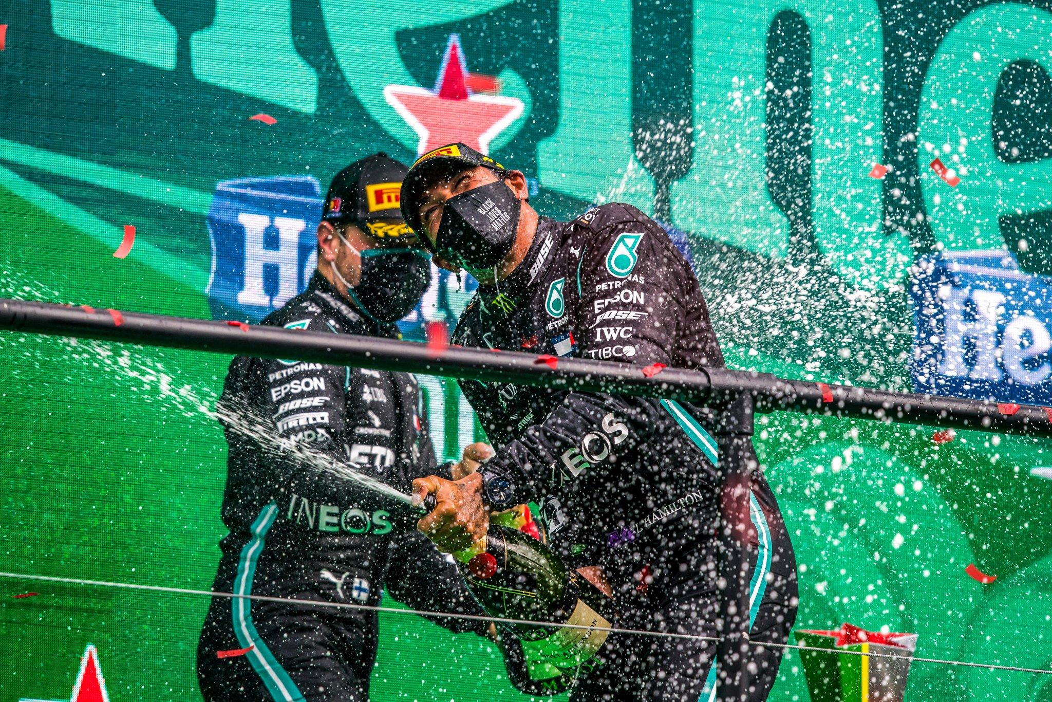 Formula 1: Νέο ρεκόρ Χάμιλτον στην Πορτογαλία