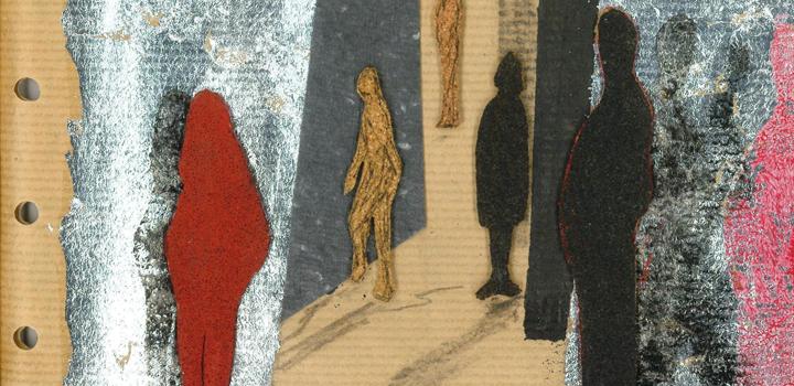 """Ατομική έκθεση της Μάτως Ιωαννίδου με τίτλο """"Το απόκρυφο βιβλίο"""" στην Art Appel Gallery"""