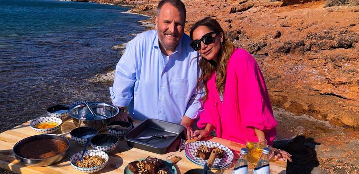 Το «My Greece» συνεχίζει το ταξίδι του στη Νάξο