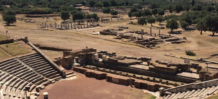 Αρχαίο Θεάτρο Σικυώνας και Αρχαία Μεσσήνη