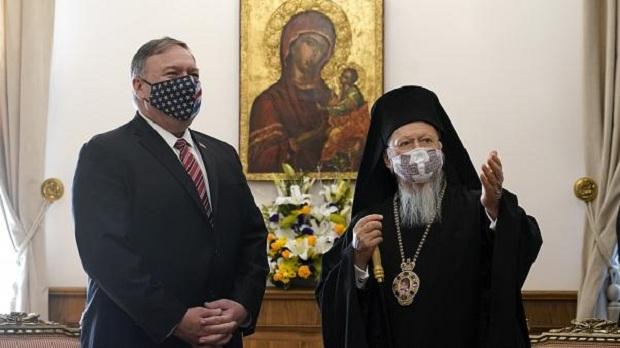 Στο στόχαστρο της Τουρκίας το Οικουμενικό Πατριαρχείο!
