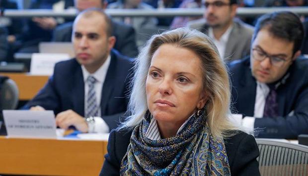"""Ελίζα Βόζεμπεργκ στο """"Π"""": Κλειδί για την ανάκαμψη η ενίσχυση της γυναικείας επιχειρηματικότητας"""