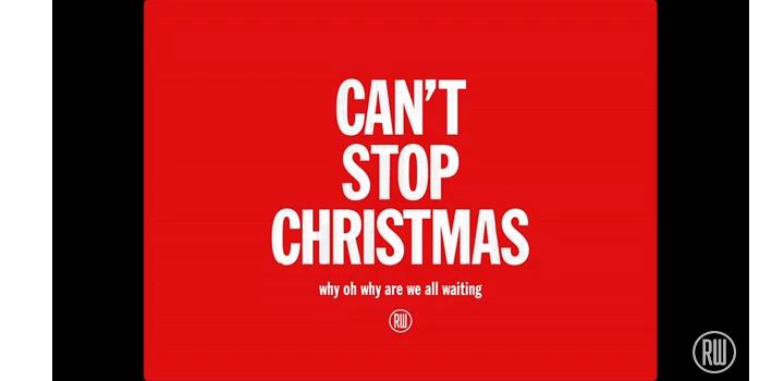 "Robbie Williams: ""Can't Stop Christmas""- Μόλις Κυκλοφόρησε!"