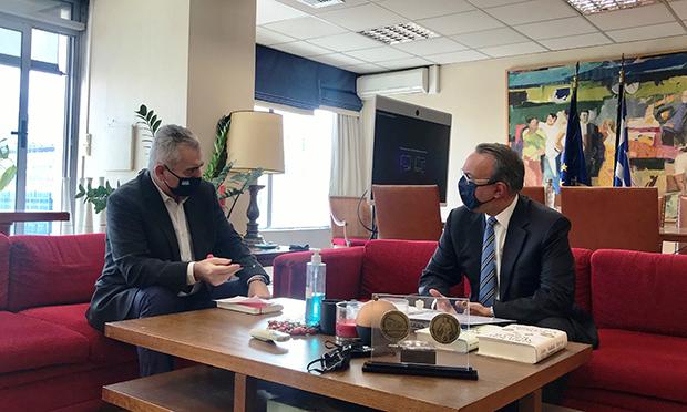 2.116 επιχειρήσεις της Λάρισας έλαβαν 9,1 εκ. ευρώ επιστρεπτέα προκαταβολή