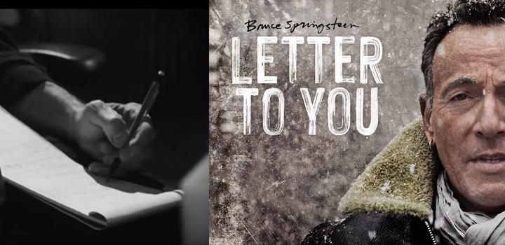 Ο νέος δίσκος του Bruce Springsteen, Letter To You, στην κορυφή των παγκόσμιων charts! (video)