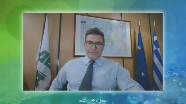 ΔΕΠΑ: Τοποθέτηση του Διευθύνοντος Συμβούλου, Κ. Ξιφαρά, στο Ευρωπαϊκό Φόρουμ Υδρογόνου