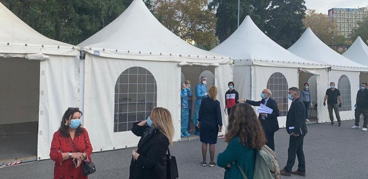 Κορονοϊός: 1.606 νέα κρούσματα – 716 στην Αττική, 218 στη Θεσσαλονίκη