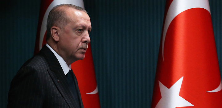 Τι είπε ο Ερντογάν για τη συνάντηση Δένδια – Τσαβούσογλου
